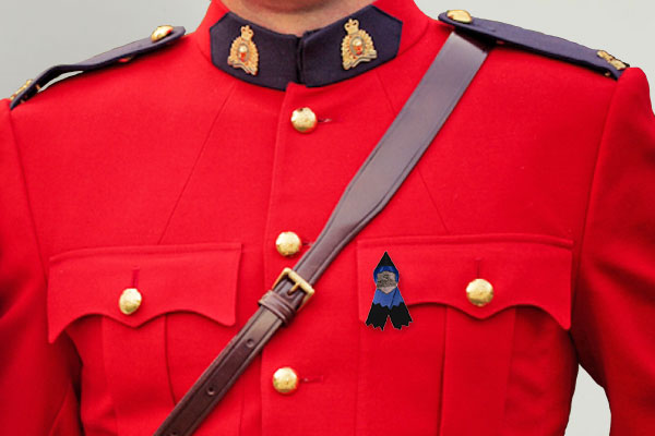 Memorial Ribbon Protocol & Criteria – Police & Peace Officers